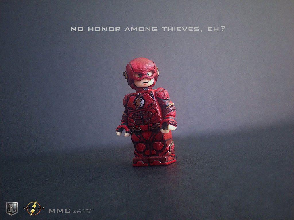 The Flash / Custom Minifigure / Justice League Movie