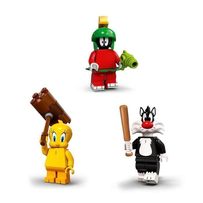 LEGO Minifiguren 71030 Looney Tunes ™, Spielzeug für Kinder ab 5 Jahren, mit Einzelcharakter-Minifigur, Limited Edition