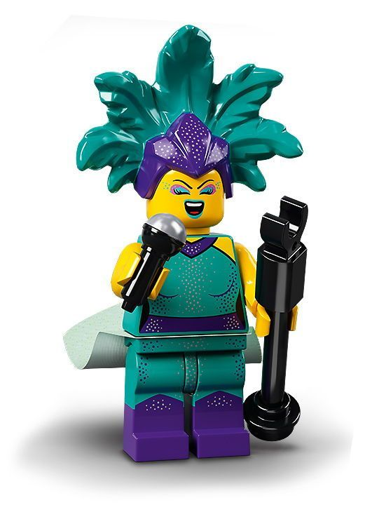LEGO Minifigures collectable series 21