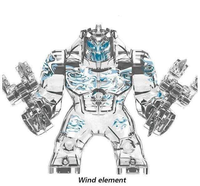 Big Size Marvel Avengers Building Blocks – Multi / L / Wind