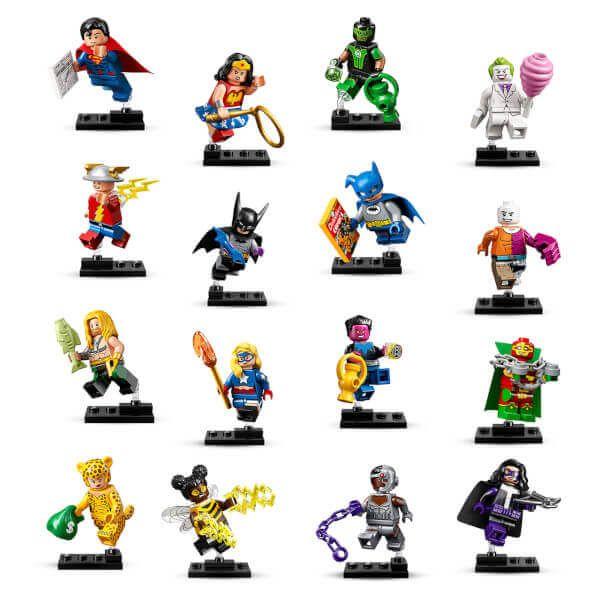 LEGO DC: Minifigures & DC T-Shirt – 11-12 Years – Black
