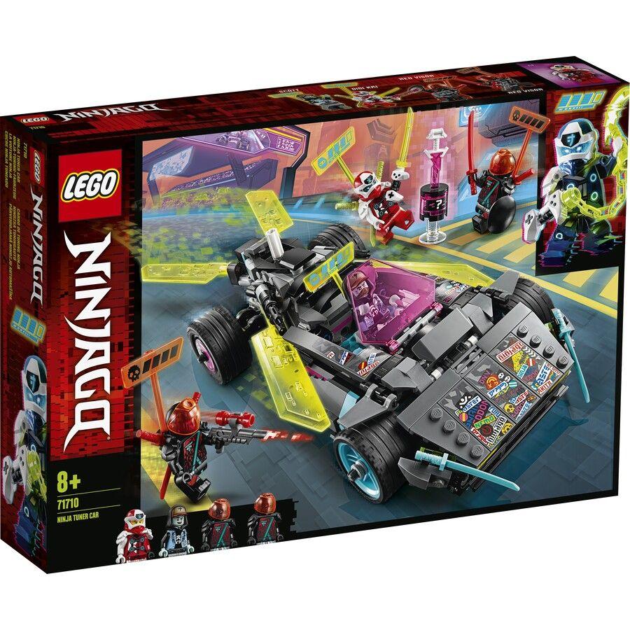 LEGO NINJAGO Ninja Tuner Car – 71710 | BIG W