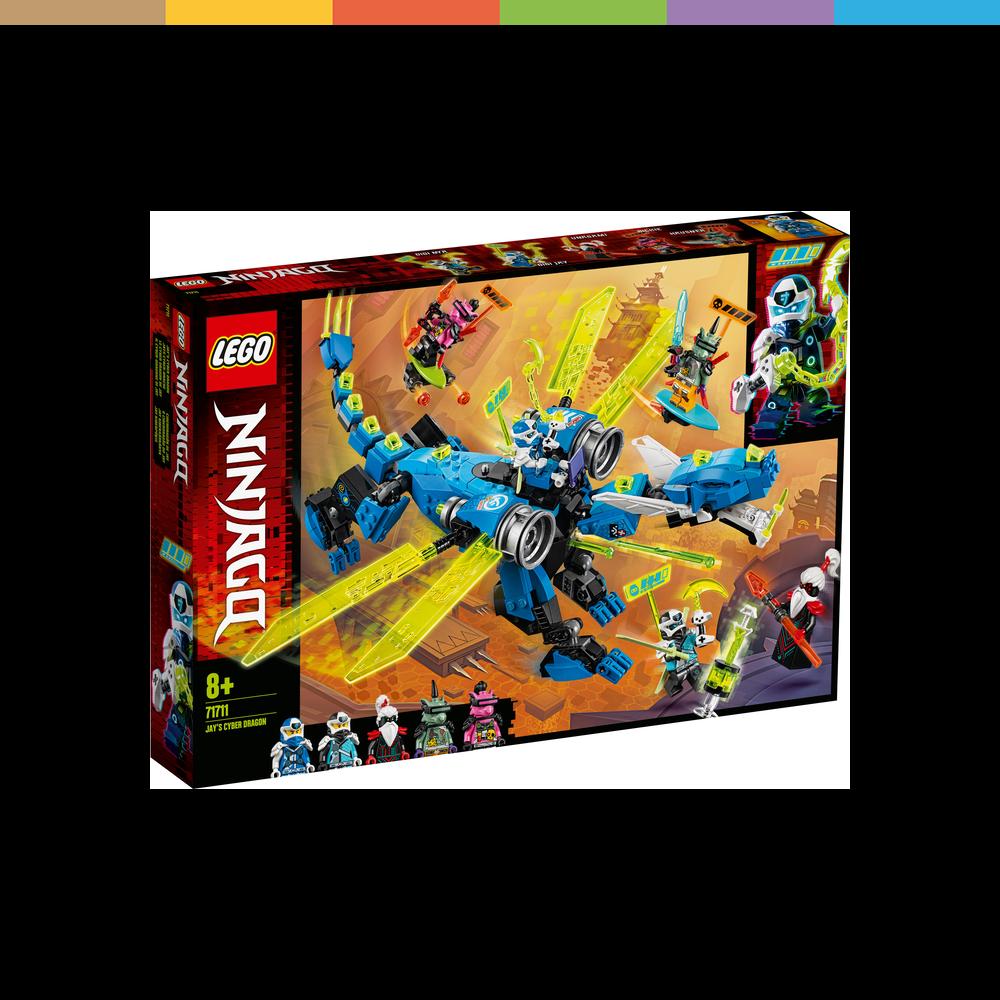 LEGO Ninjago, Jays Cyber-Drache (71711)