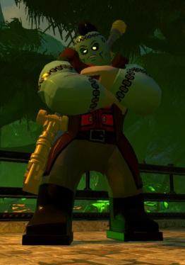 Frankenstein (Super Heroes)