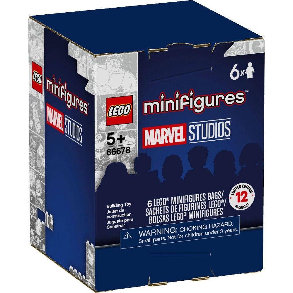 LEGO Minifigures Marvel Studios 66678 Building Kit