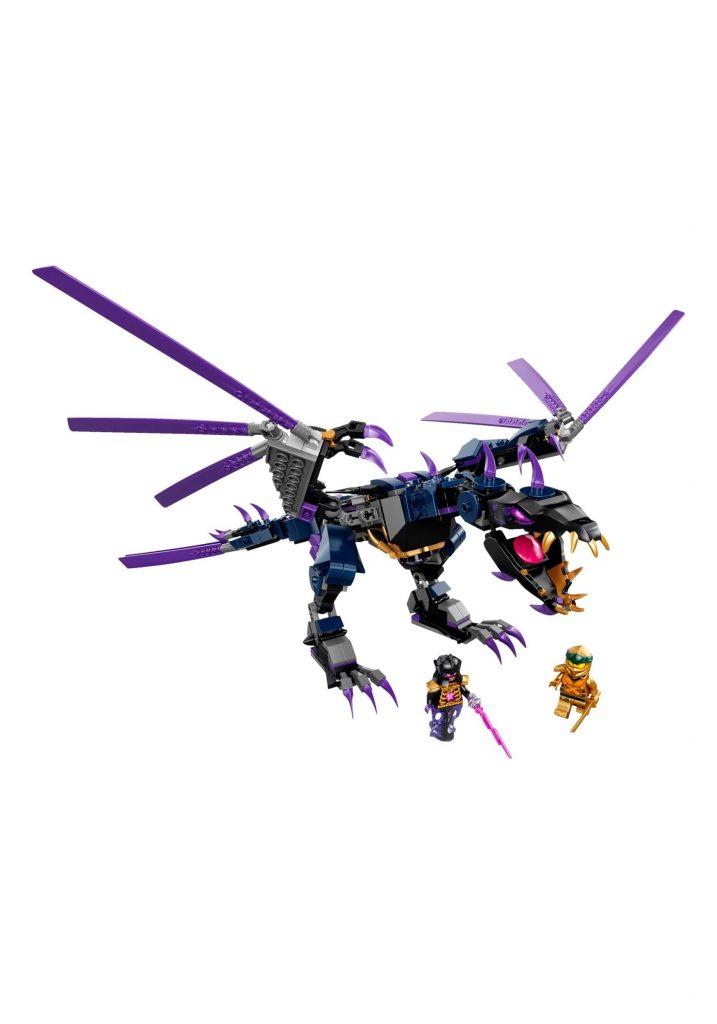 Ninjago Overlord Dragon from LEGO