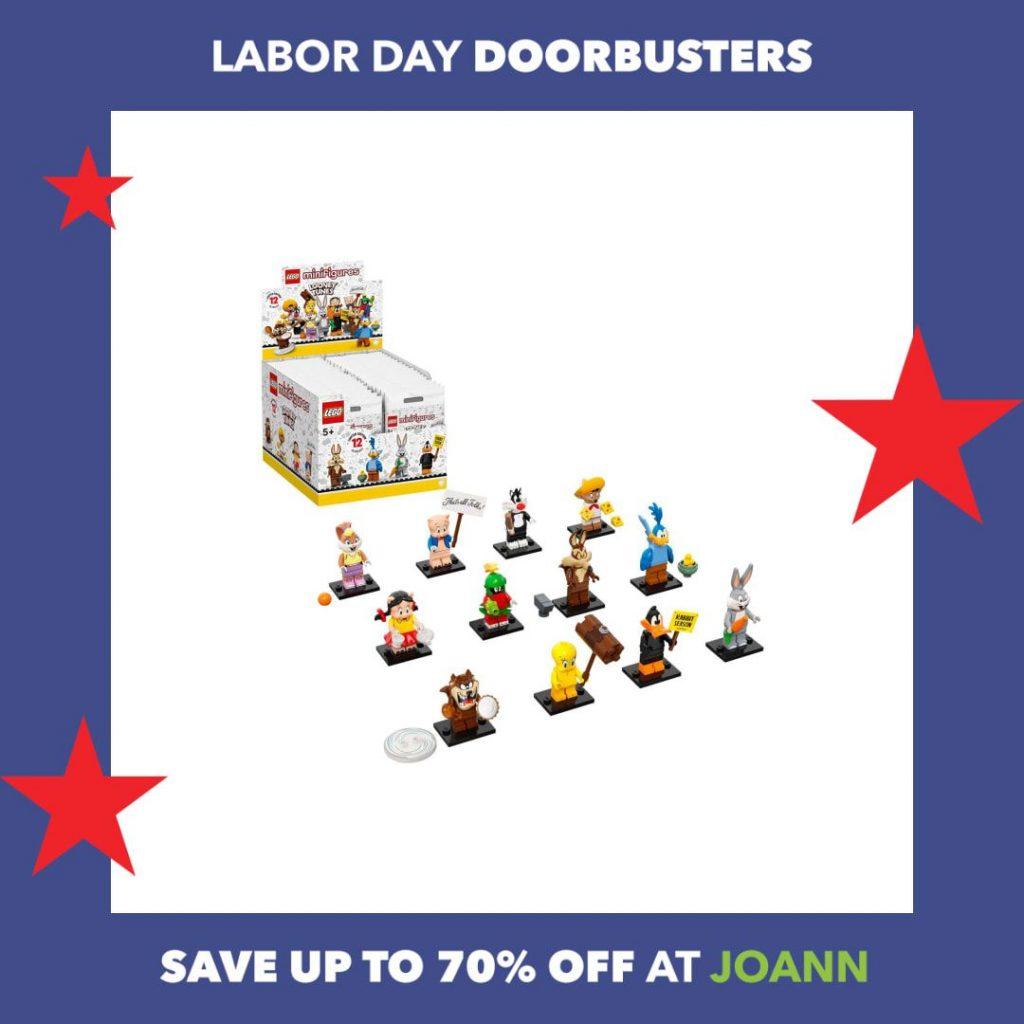 Lego Minifigures 71030 Looney Tunes 1pc