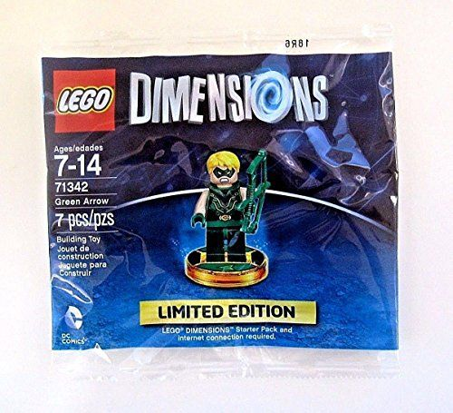LEGO Dimensions Green Arrow Limited Edition Minifigure 71342