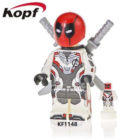 Deadpool (Quantum Realm suit)