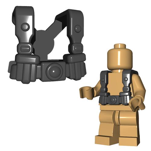 WW2 Guns for German LEGO® Minifigures