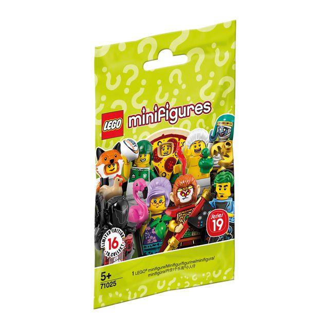 Strip Series 19 VIII Lego Minifiguras