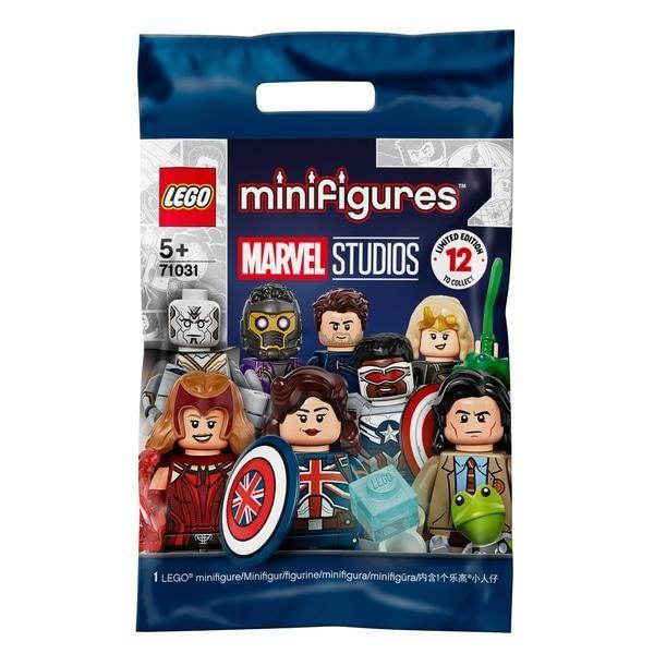 LEGO 71031 Minifigures Marvel Studios (Blind Bag)