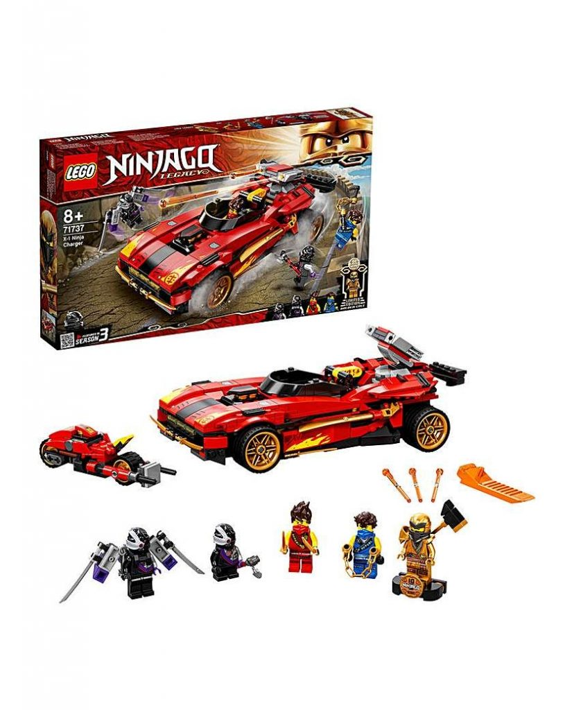 LEGO Ninjago NINJAGO X-1 Ninja Charger