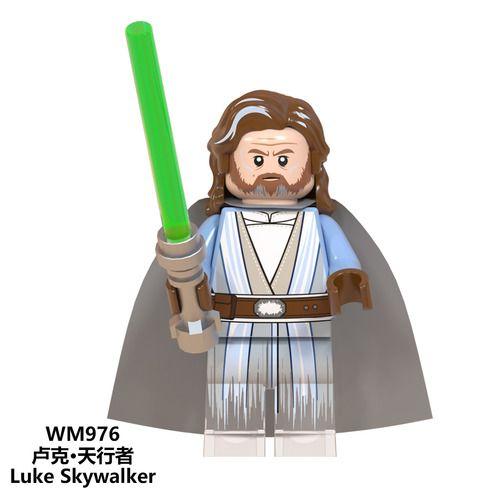 Luke Skywalker Star Wars Minifigs Minifigure