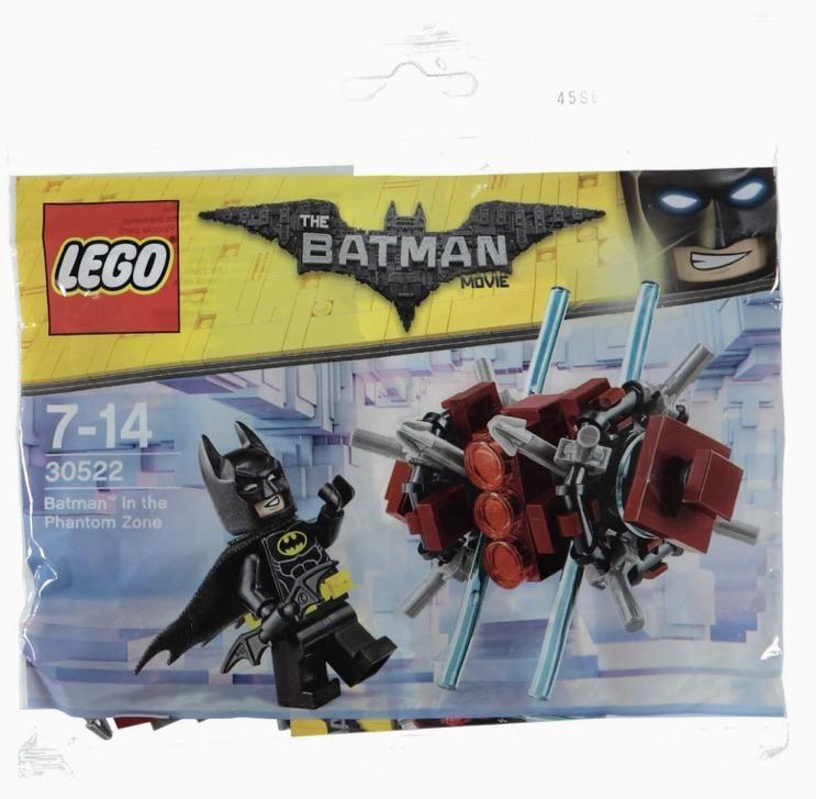 LEGO The Batman Movie Batman in the Phantom Zone