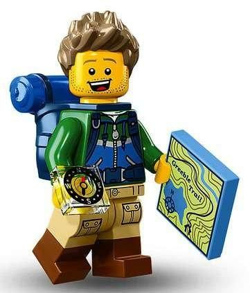 LEGO Series 16 Collectible Minifigures – Hiker (71013)