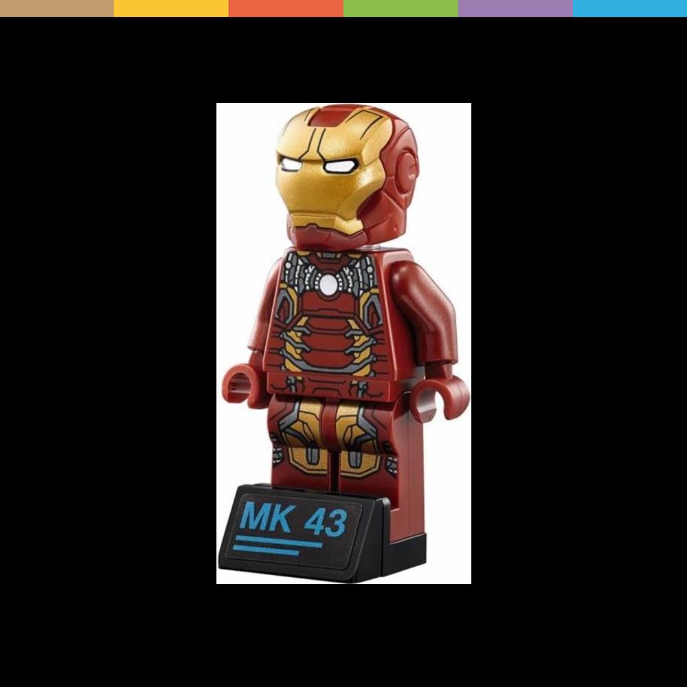 LEGO Marvel Super Heroes, Seltenes Set, Der Hulkbuster Ultron Edition (76105), Roboter