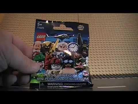 Lego Batman Movie series 2 bump code Apache