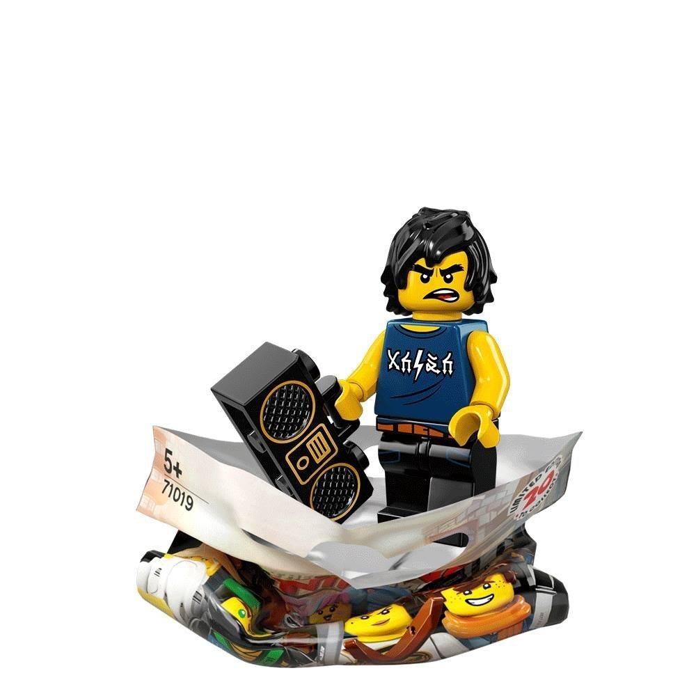 LEGO Ninjago Movie Minifigures Series 71019 – Cole