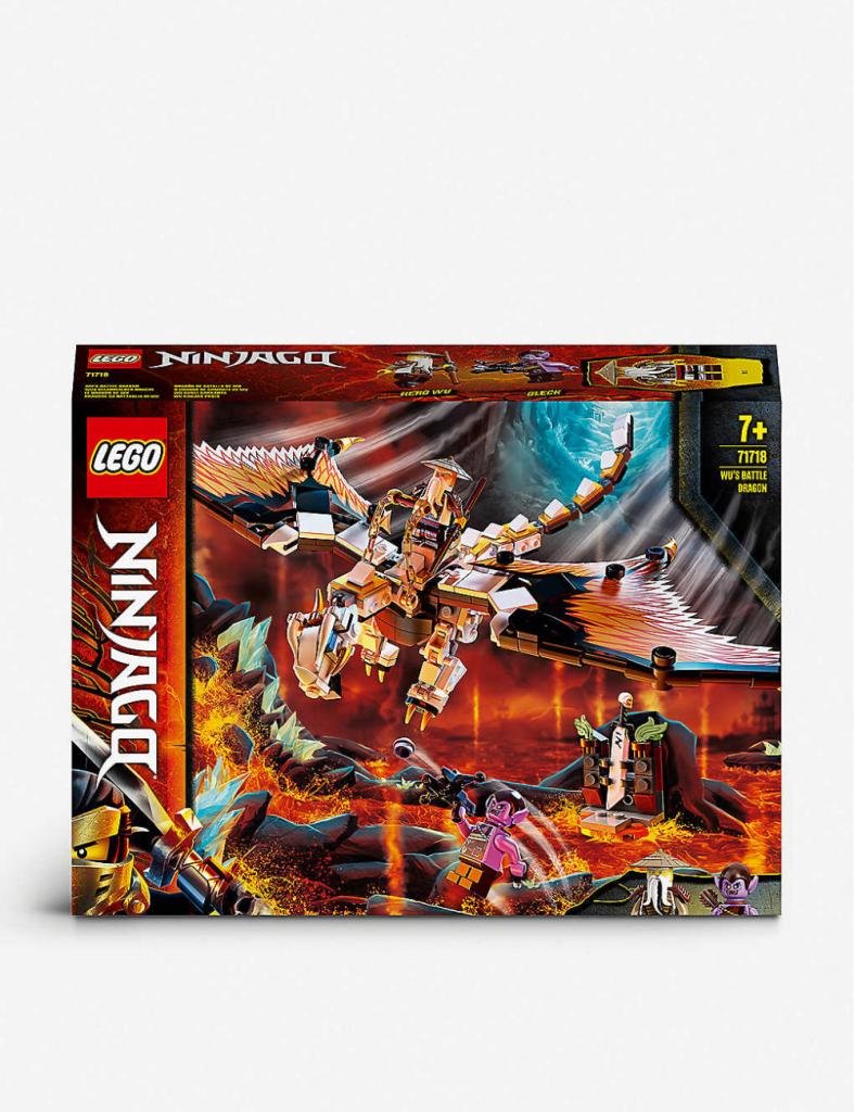 LEGO LEGO® Ninjago 71718 Wu's Battle Dragon set