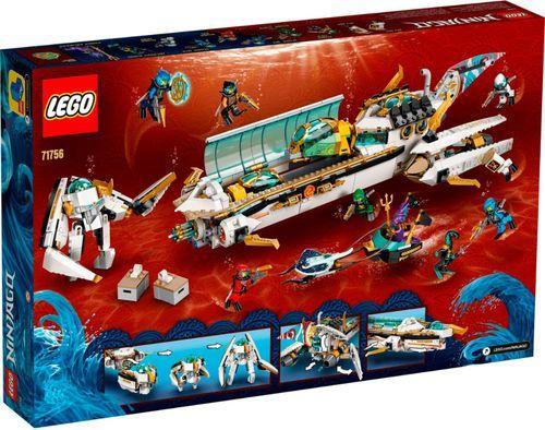 LEGO – Ninjago Hydro Bounty 71756