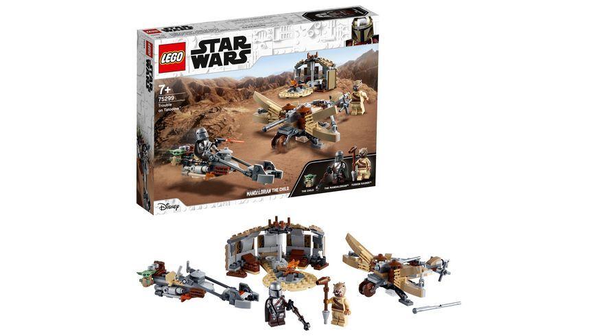 LEGO Star Wars – 75299 Ärger auf Tatooine™
