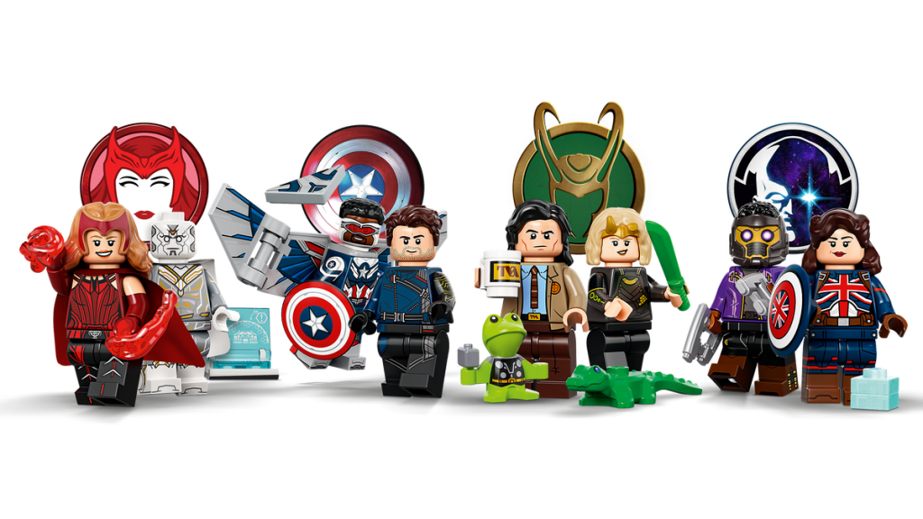 New Lego Marvel Studios Series Minifigures 71031 Limited Edition Collectible Building Kit (1 of 12 to Collect)