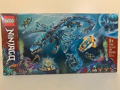 (eBay) New In Box LEGO® Ninjago 71754 Water Dragon Building Kit