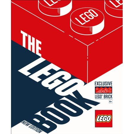 The Lego Book, New Edition : with exclusive Lego brick