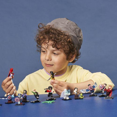 LEGO – Minifigures Marvel Studios 71031