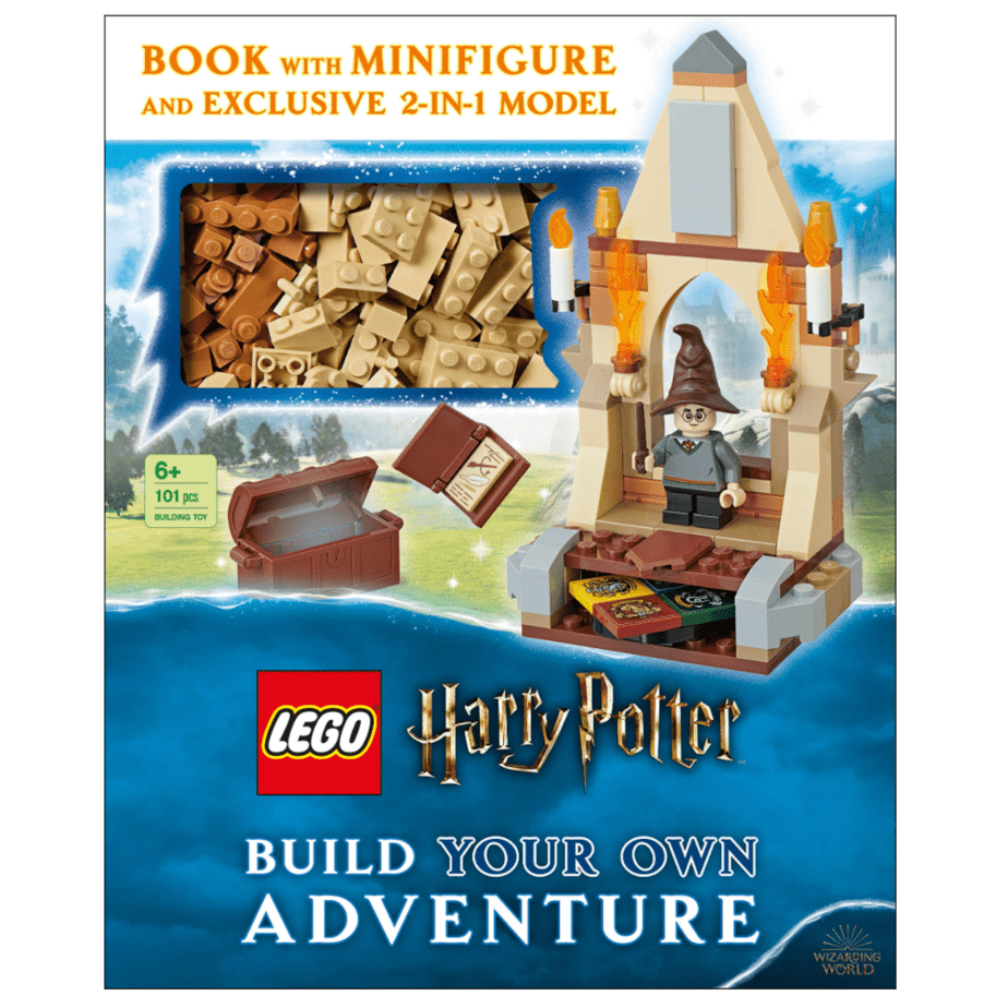 LEGO Harry Potter Build Your Own Adventure Now $14.91 (Was $24.99)