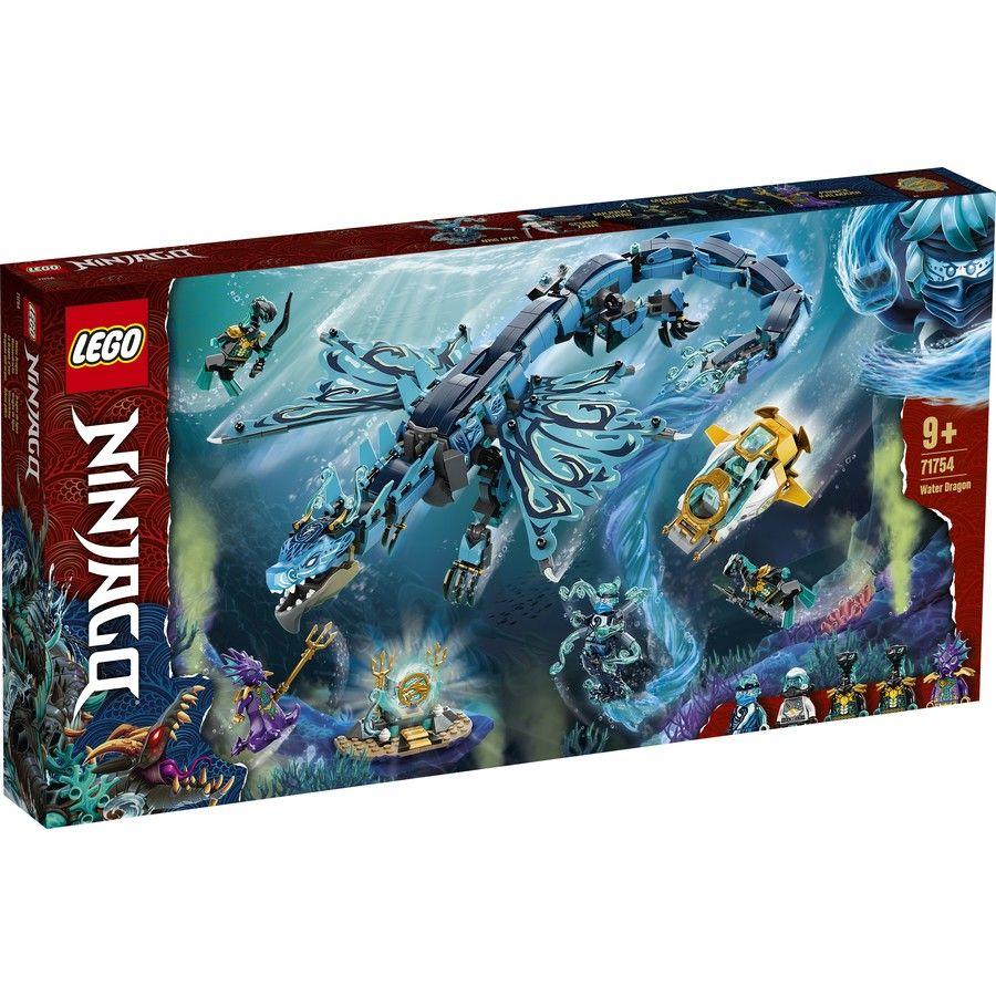 LEGO NINJAGO Water Dragon – 71754