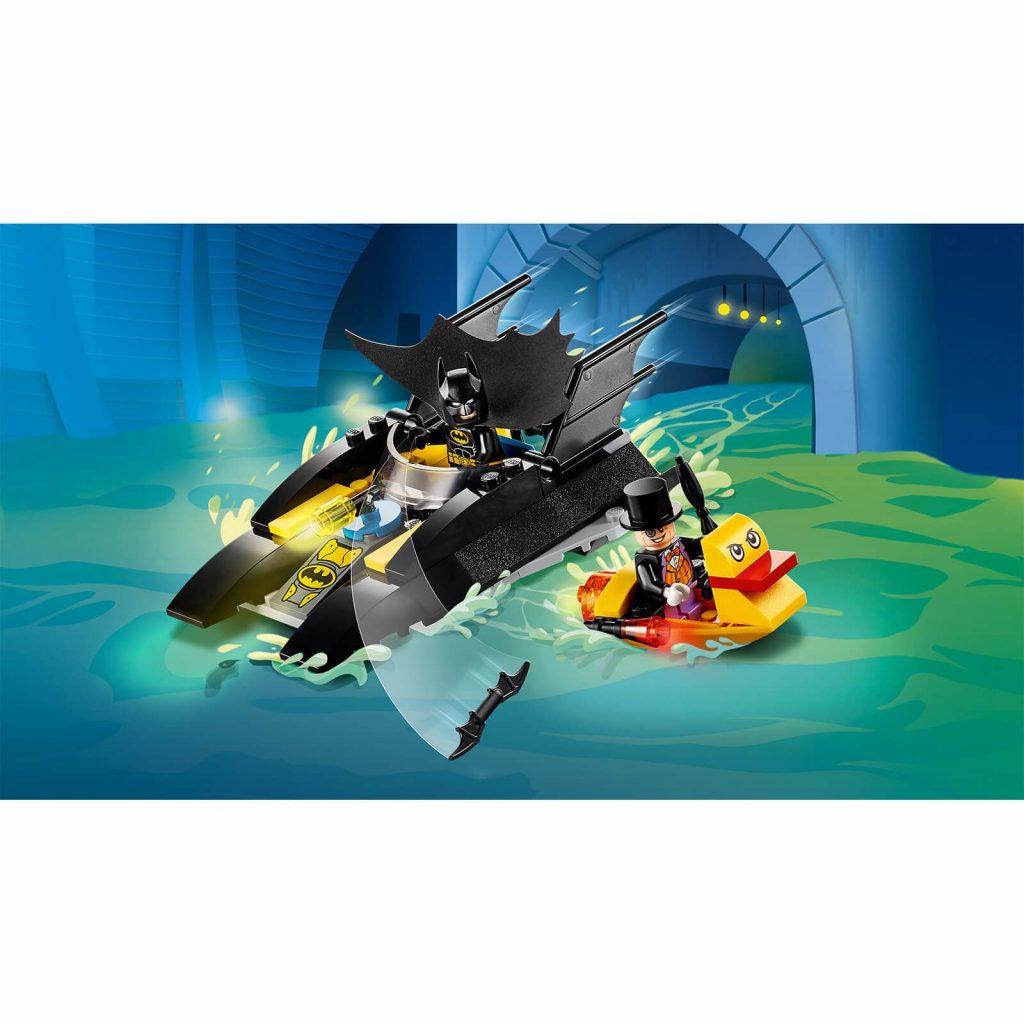LEGO Super Heroes: Batboat The Penguin Pursuit! (76158)