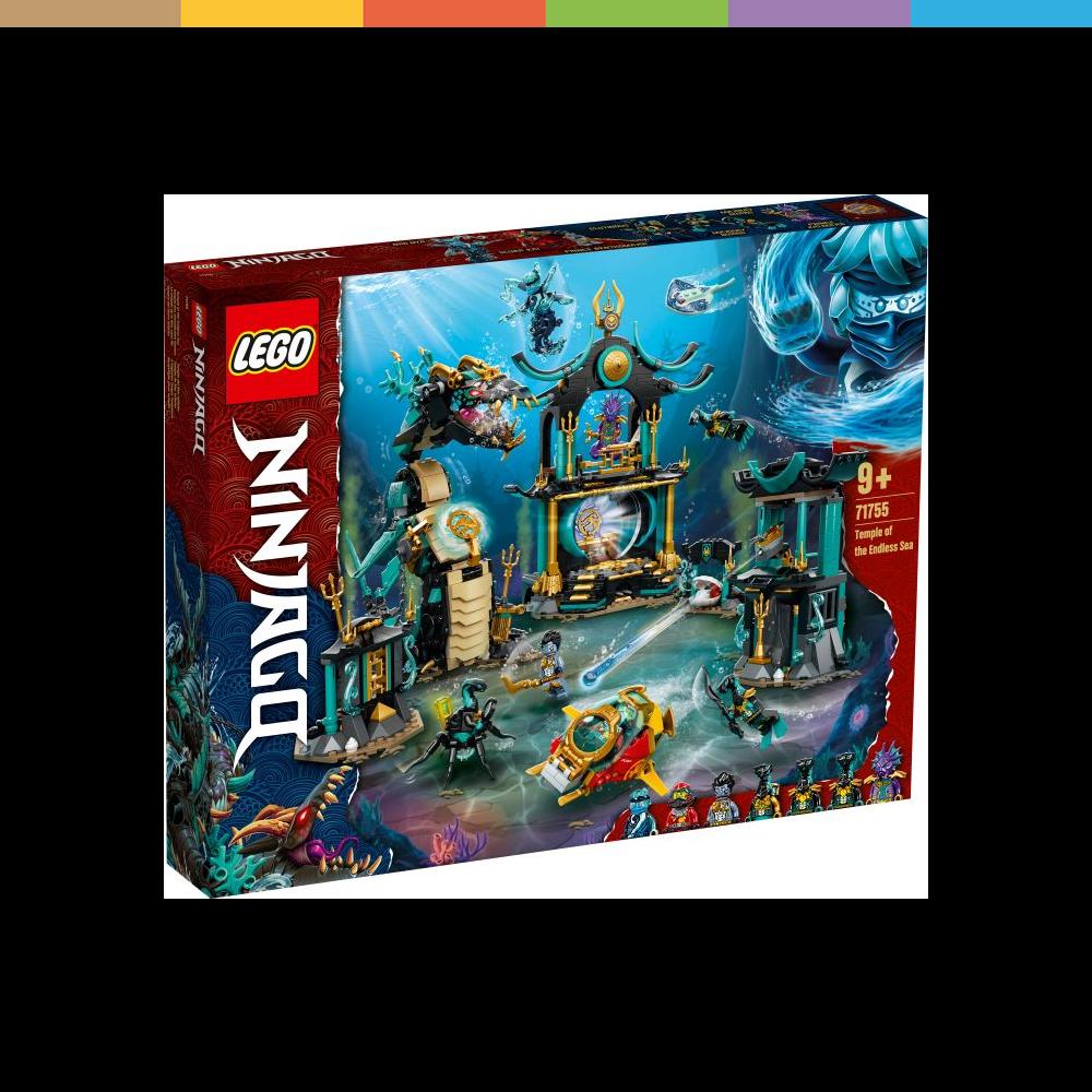 LEGO Ninjago, Tempel des unendlichen Ozeans (71755)