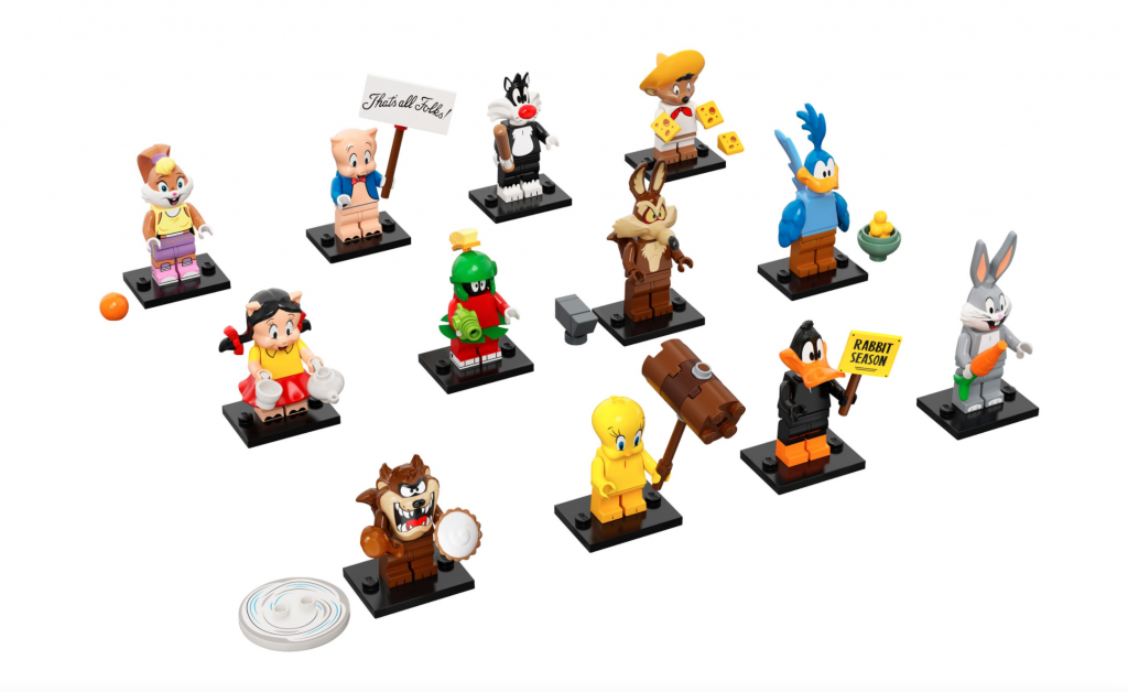 Lego Minifigures Looney Tunes™