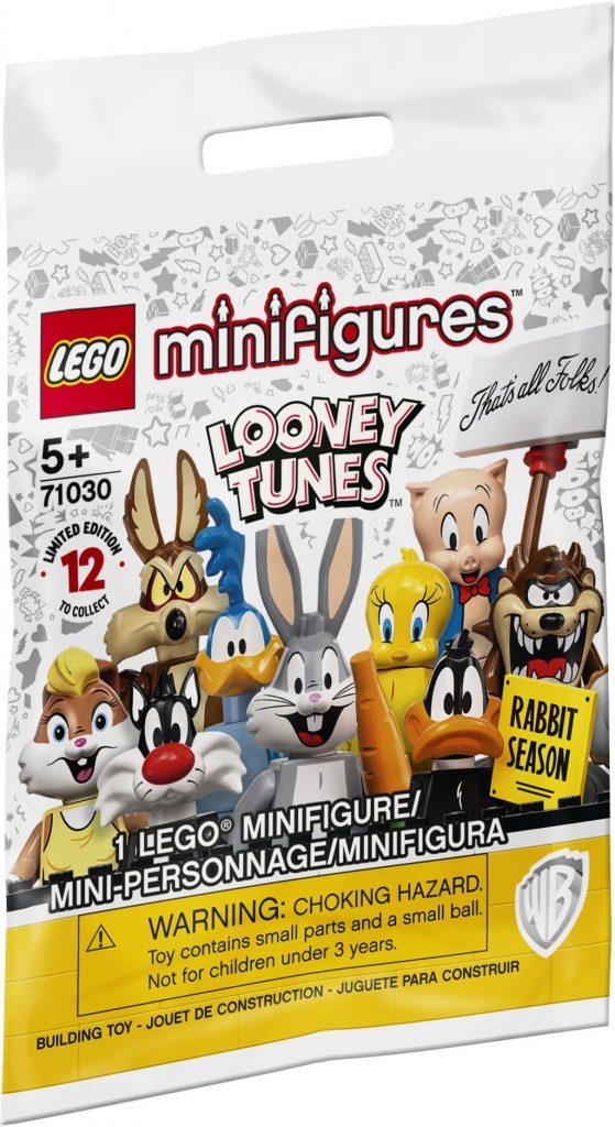 71030 Looney Tunes Minifigures