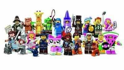 Fantastic LEGO Movie 2 71023 Minifigures Wizard of Oz Apocalypseburg Others  | eBay