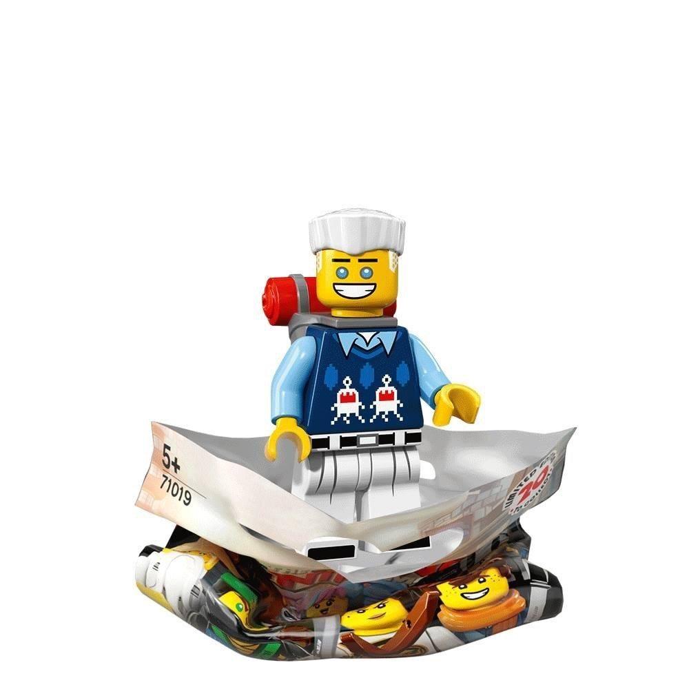 LEGO Ninjago Movie Minifigures Series 71019 – Zane